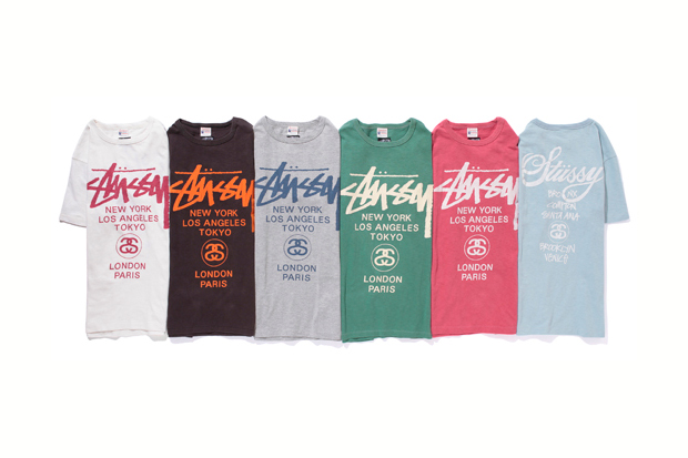 "Stussy x Champion ""Rochester"" Series"