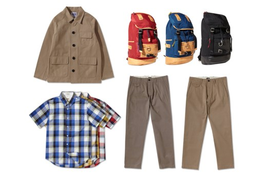Stussy Deluxe 2012 Spring Collection