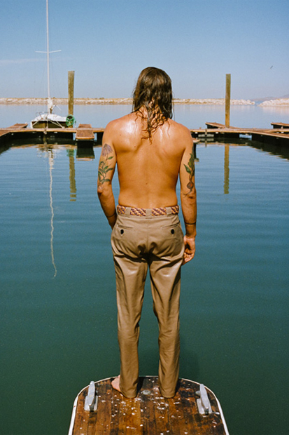 Stussy Deluxe 2012 Spring Photo Story by Jim Mangan