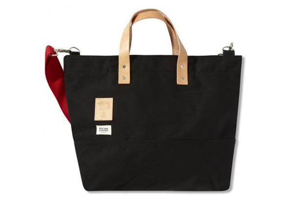 Stussy Deluxe x BLK Pine Workshop 2012 Spring Tote Bags