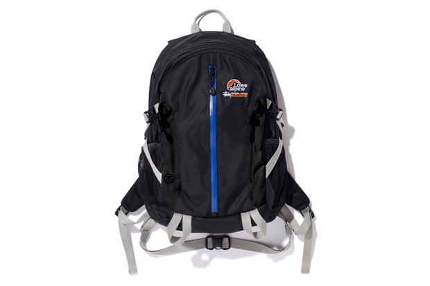 stussy x lowe alpine break back pack