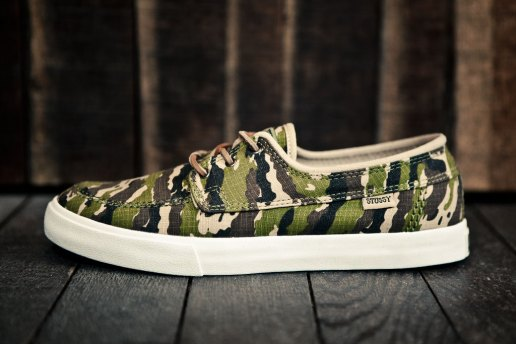 Stussy x Converse 2012 Spring/Summer Sea Star