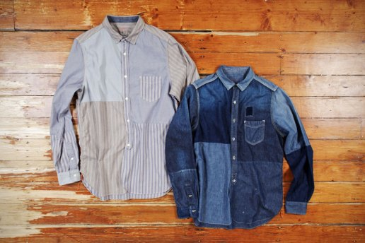 Sunny Sports 2012 Spring/Summer Patchwork Shirts