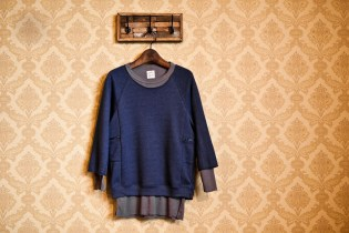 Sunsea 2012 Spring/Summer Broken Double Layer Sweater