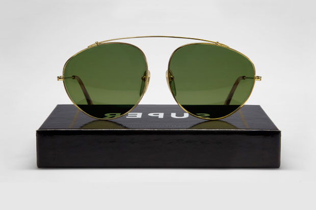 """SUPER Sunglasses 2012 Spring """"OFFSHORE"""" Collection"""