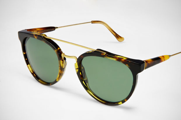 "SUPER Sunglasses 2012 Spring ""OFFSHORE"" Collection"