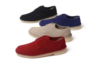 Supreme x Clarks Originals 2012 Desert Mali Low Collection