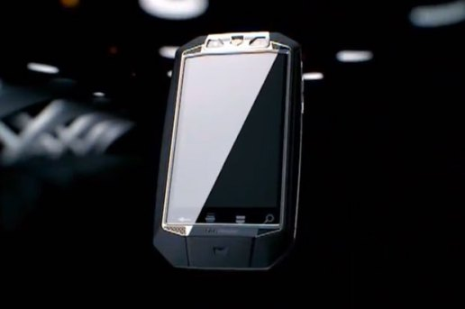 TAG Heuer Racer Luxury Phone Teaser Video