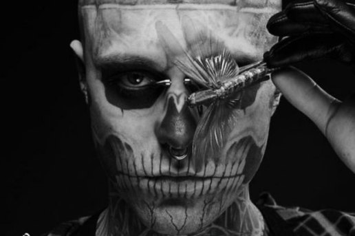THE AVANT/GARDE DIARIES: Rick Genest - Embrace Everything That Is Different Video