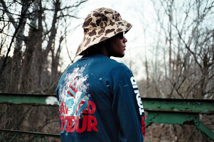 "The Award Tour ""World Champion Powder Clan"" Capsule Collection"