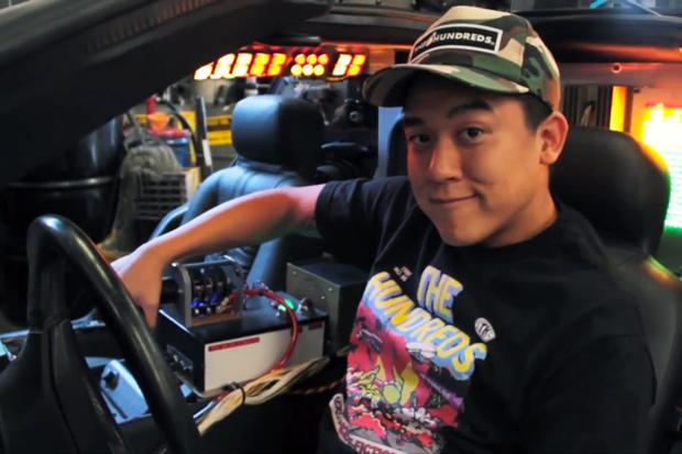 The Hundreds: DeLorean Motor Company of California Video