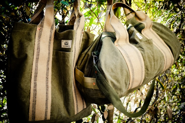 "The Lovewright Co. x Jyumoku ""The Roasters"" Bag Collection"