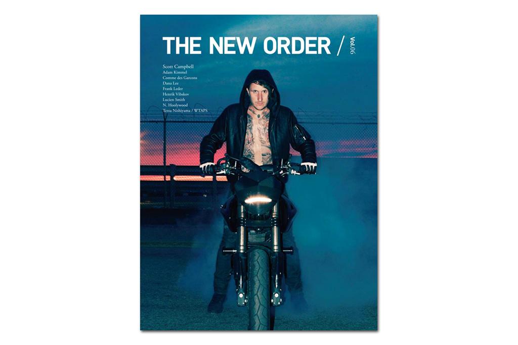THE NEW ORDER Vol. 6 - Scott Campbell & Tetsu Nishiyama