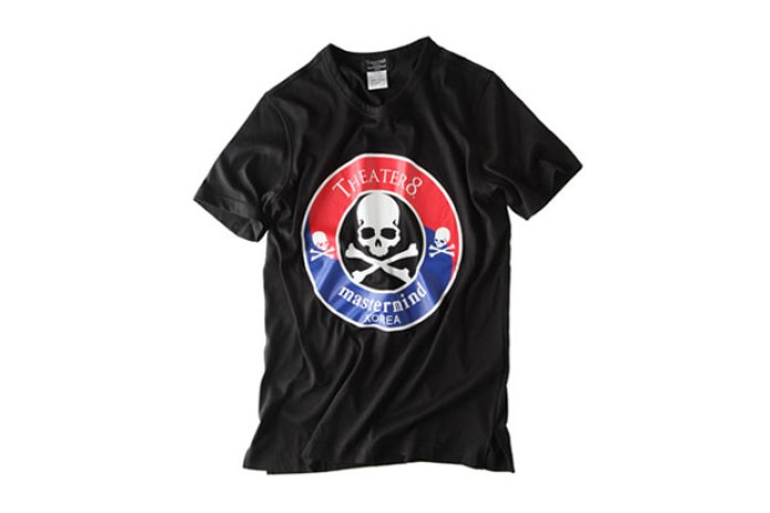 Theater8 casted by mastermind JAPAN 2012 ZOZOTOWN T-Shirt
