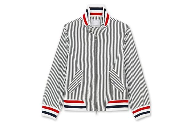 thom browne 2012 spring summer sport jacket