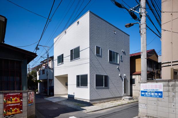 Three Way House by Naf Architect & Design