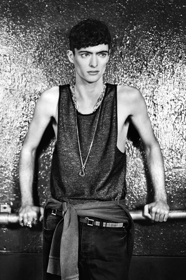 TOPMAN AAA 2012 Spring/Summer Campaign