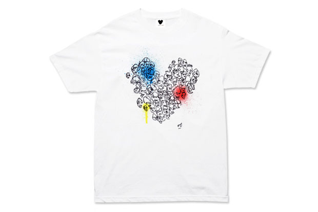 twelve bar x gregory siff collaboration t shirt