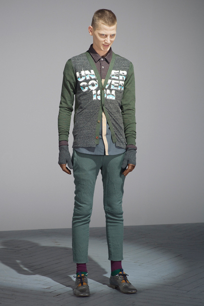 UNDERCOVER 2012 Fall/Winter Collection