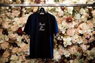 "UNDERCOVER ""Fuck the Past, Fuck the Future"" T-Shirt"