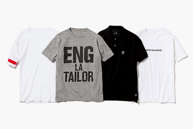 uniform experiment x ENGLATAILOR 2012 Capsule Collection