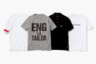 uniform experiment x ENGLATAILOR 2012 Capsule Collection