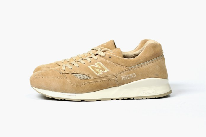 United Arrows x New Balance 2012 Spring/Summer 1500 UASP BEIGE