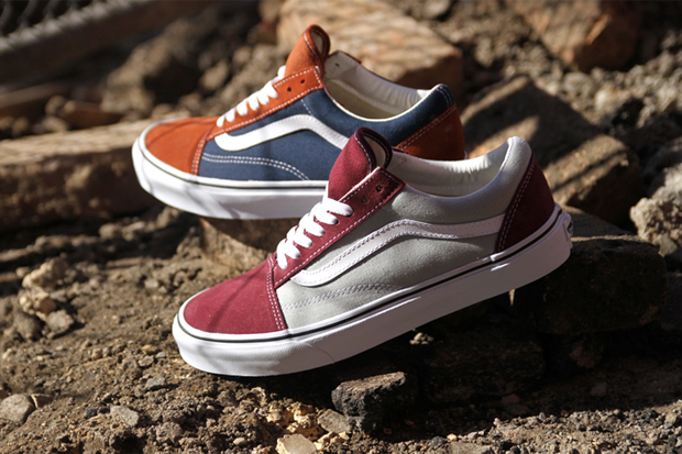 vans 2012 spring old skool gold coast pack