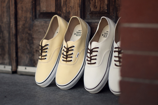 Vans California Authentic CA Brushed Twill
