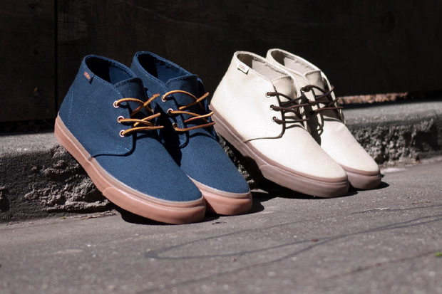 Vans California Chukka Decon Gum Pack