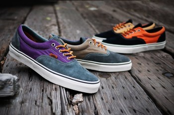 Vans Vault 2012 Spring/Summer Era LX Twill Canvas Pack