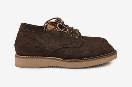 Viberg Two Tone 145 Oxford Shoe