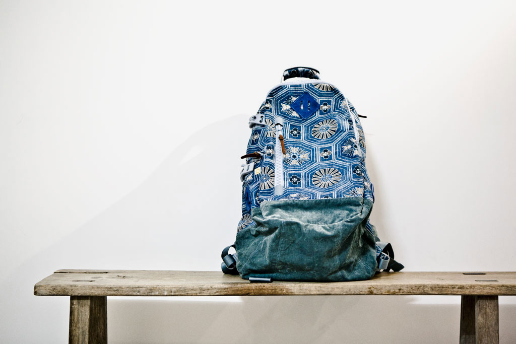 visvim 2012 Spring/Summer LAMINA 22L Backpack