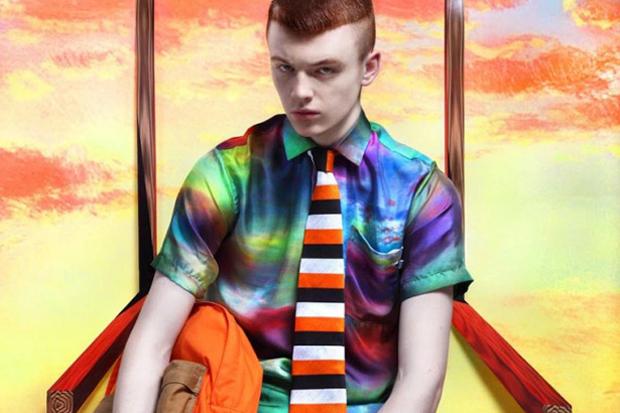 Vogue Homme Japan: 2012 Printemps Été by Frederik Heyman