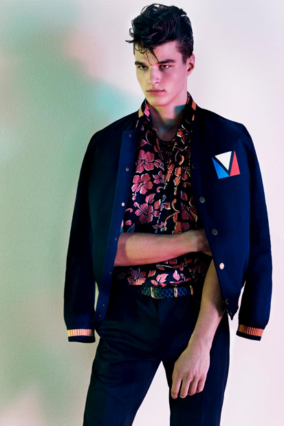 vogue hommes japan 2012 spring summer generation to generation editorial