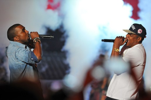 "VOYR: Kanye West & Jay-Z ""Watch the Throne"" - The Band"