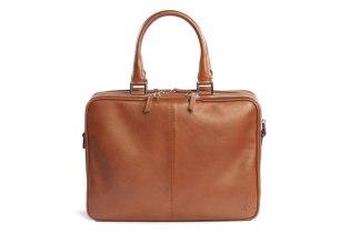 """WANT Les Essentiels de la Vie Trudeau 14"""" Leather Bag"""