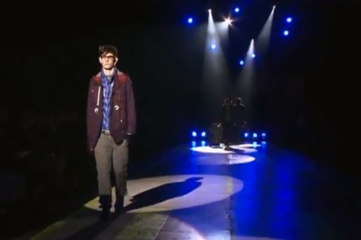 White Mountaineering 2012 Fall/Winter Runway Video