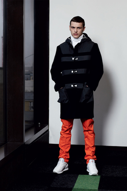 william richard green 2012 fall winter lookbook