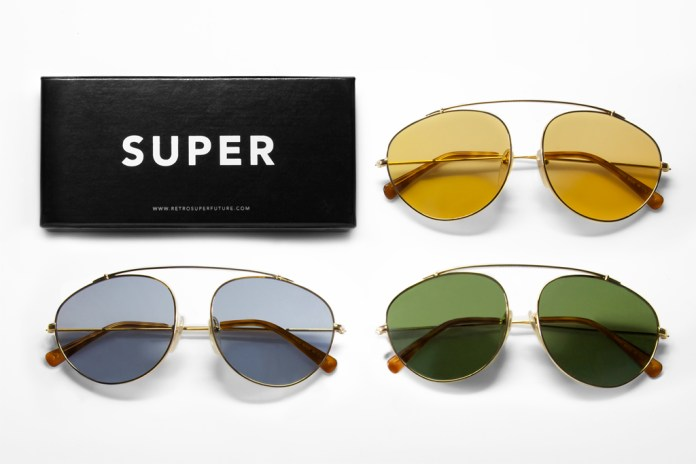 €750 EUR (approx. $1,000 USD) Gift Certificate from SUPER Sunglasses Winner Announcement!