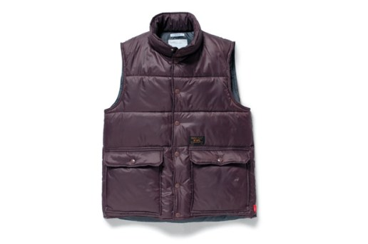 WTAPS 2012 Spring/Summer PACKERS VEST