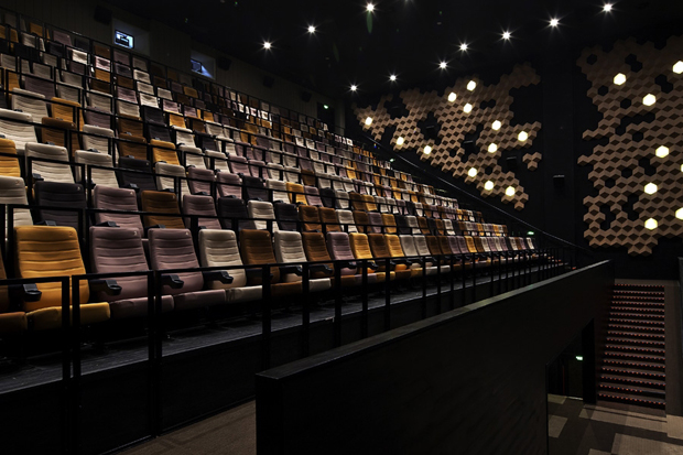 Wuhan Pixel Box Cinema