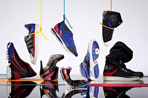 Y-3 2012 Fall/Winter Footwear Preview