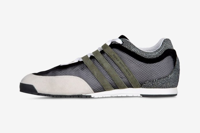 Y-3 Boxing Classic Trainers Graph/White/Black