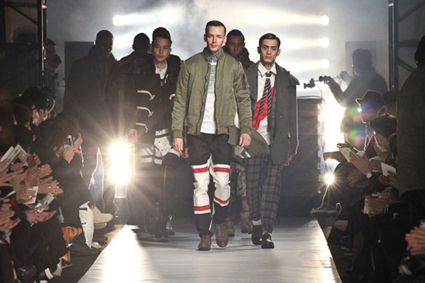 Yoshio Kubo 2012 Fall/Winter Collection