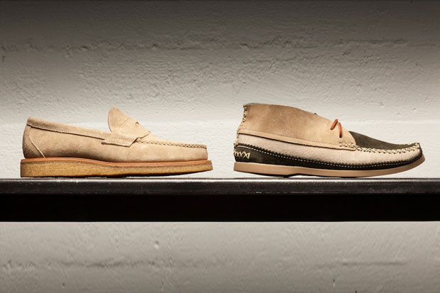 yuketen 2012 spring summer footwear collection