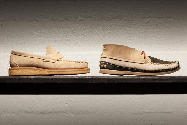 Yuketen 2012 Spring/Summer Footwear Collection