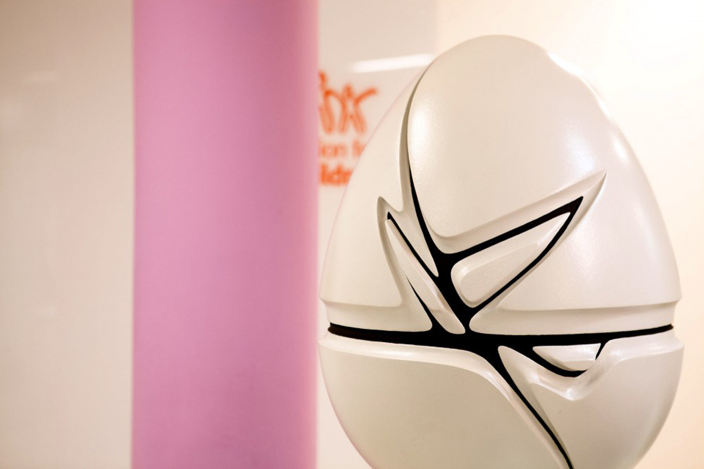Zaha Hadid x Fabergé Big Egg Hunt
