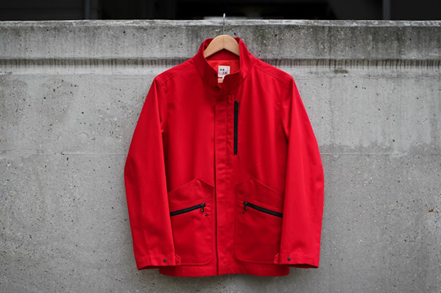 6876 2012 Spring/Summer Carabo Jacket