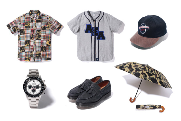 A Bathing Ape 2012 Golden Week Collection